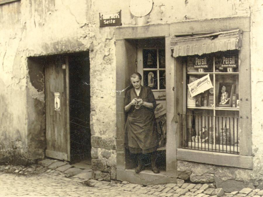 ... Heimatmuseum Sankt Martin Pfalz - Fotogalerie: Tante-Emma-Laden